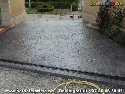 Béton Imprimé Centre Val De Loire 10